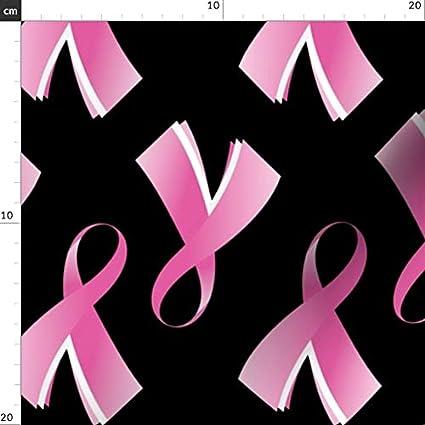 Cáncer de mama, lazo de color rosa, cangrejo, mujer, Oktober ...
