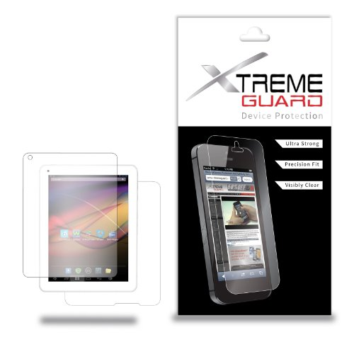 XtremeGuard Tablet Full Body Screen Protector for Azpen A840 8