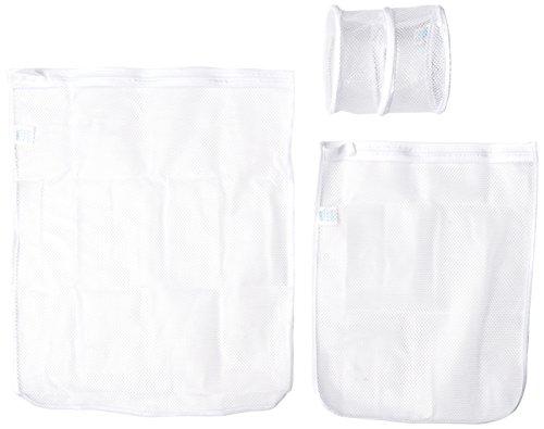 PRO-MART DAZZ Delicates Wash Bag Set, 3 Sizes