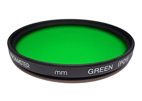 Promaster 49mm Green Black & White Contrast Filter