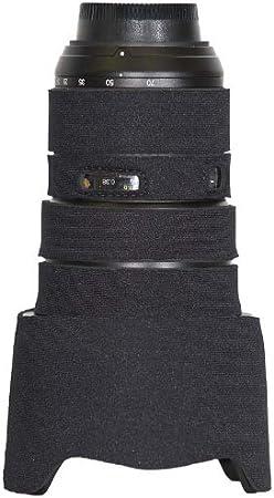 Black LensCoat Lens Cover for Canon 500 f//4 is II Neoprene Camera Lens Protection Sleeve