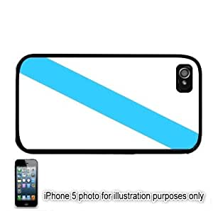 Galacia Galicia Civil Flag Apple Iphone 4 4s Case Cover White