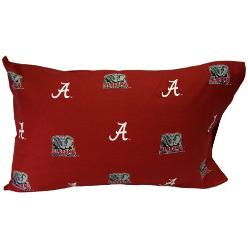 Alabama Crimson Tide 20 x 30 Team Logo Pillow Case