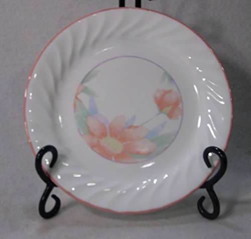 Corelle Peony Pattern Salad Plates, Set of 2