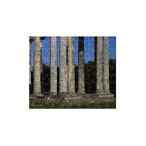 - Media Storehouse 252 Piece Puzzle of Temple of Concord M070146 (1276840)