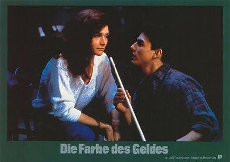 El Color del dinero Póster de película 11 x 14 en alemán O 28 cm x ...