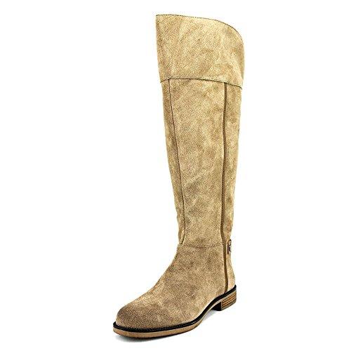 Franco Sarto Women's Christine Wide Calf Riding Boot Mushrm