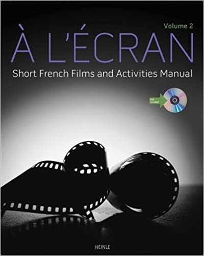 Amazon lecran short french films and activities volume lecran short french films and activities volume 2 with dvd 1st edition fandeluxe Image collections