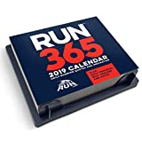2019 Runner's Daily Desk Calendar by Gone For a Run | Daily Running Quotes and Inspiration