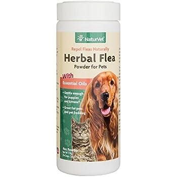 Amazon Com Naturvet Herbal Flea Plus Essential Oils