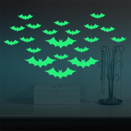 Happy Halloween, Mchoice Home Household Room Wall Sticker Mural Decor Decal Removable New