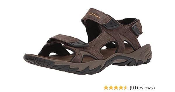 77a85e865160 Amazon.com  Columbia Men s SANTIAM 3 Strap Sport Sandal  Shoes