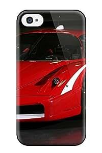 Cute High Quality Iphone 4/4s Ferrari Pacchetto Evoluzine Wallpaper Case