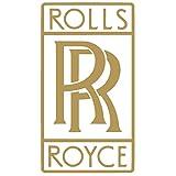 rolls royce decal - R0LLS R0YCE Vinyl Sticker Decal for Car Bumper Window Macbook Laptop iPhone Macbookpro (1.65