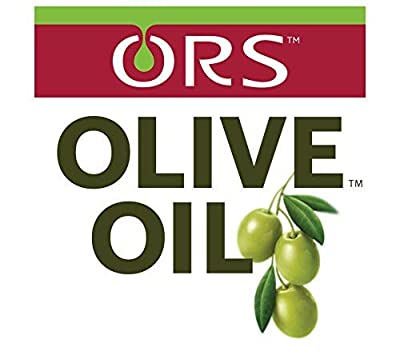 ORS Olive Oil Built-In Protection New Growth No-Lye Hair Relaxer - Extra Strength