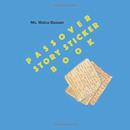 Passover Story Sticker Book