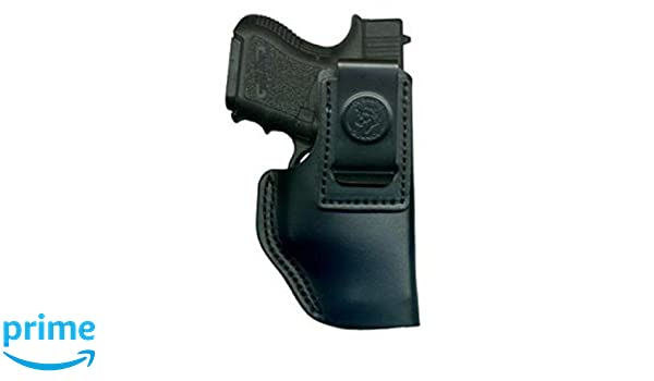 DeSantis Insider IWB Inside Pants Holster Sig P365 Leather  Right Hand