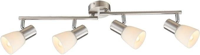 LED Decken Spot Wand Strahler Lampe Leuchte Sensor Beleuchtung 24x24 cm Diele