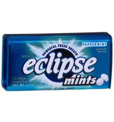 Wrigley Eclipse Mint Peppermint Tin x 16