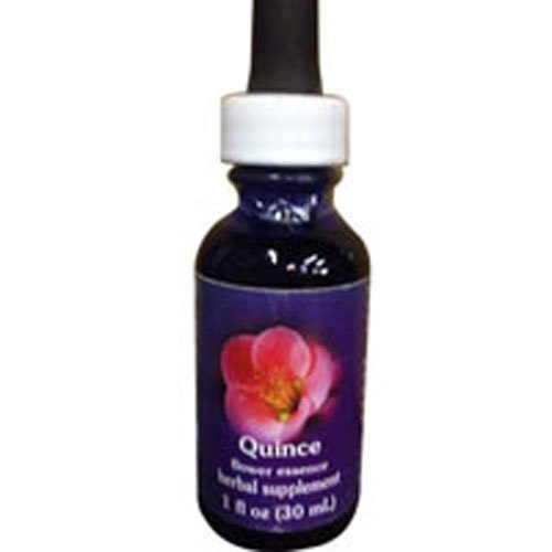 Quince Dropper, 0.25 oz by Flower Essence Services (Pack of 2) ()