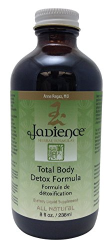 Jadience Total Body Detox Tea 7-Day 28 Cups of Instant Teatox Just Add Water and Drink Hot or Iced Tastes Like Coffee – Natural Liver Colon Cleanse – 8oz of Adaptogenic Herbs