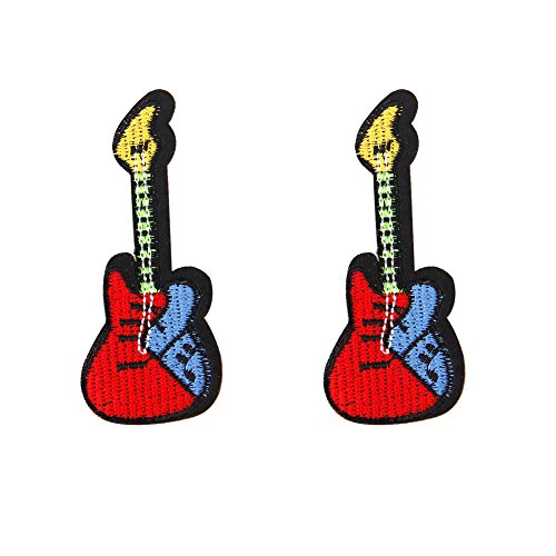 Guitar Applique - 9