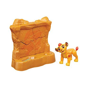 Pride Rock Lion King (Disney Junior The Lion Guard, Kion's Toppling Rock Wall)