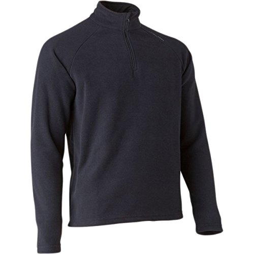 Quechua-Forclaz-50-Fleece-Mens-Black