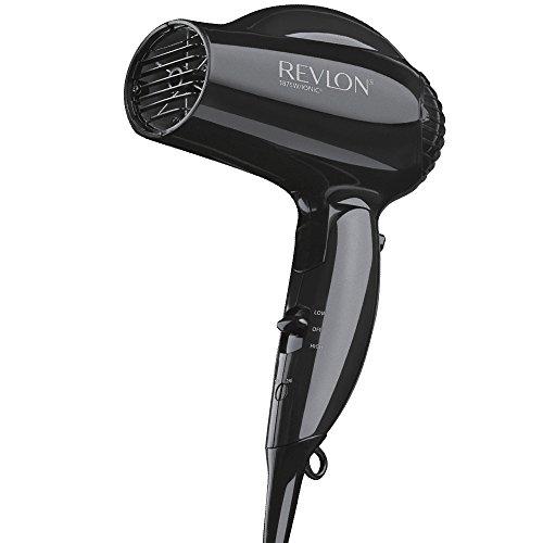 Revlon Essentials 1875w Travel Compact Hair Dryer
