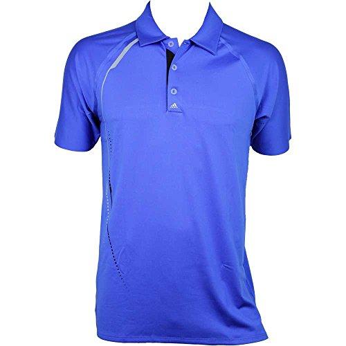 adidas Men's 2014 Climaproof Stretch Wind Jacket X-Large Vivid Blue