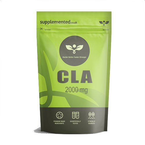 Conjugated Linoleic Acid (CLA) Tonalin 1000mg 180 Softgels, Capsules, Diet And Weight Loss Supplement by Supplemented by Supplemented.co.uk