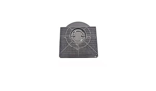 Sauter - Filtro carbón 3CC130 3CC230 4CC130 AF2-647 AT246 AT256 AT346 AF3- 647 GF4-627LX GFC230 para campana Fagor 3CC-239EX: Amazon.es: Hogar