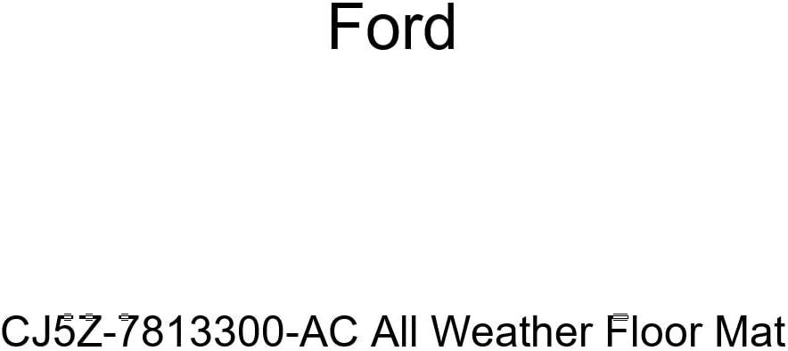 Genuine Ford CJ5Z-7813300-AC All Weather Floor Mat