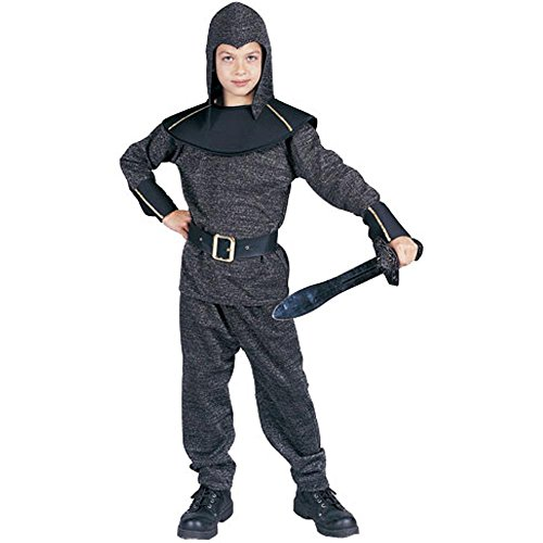 King Arthur Halloween Costume (Child's Silver King Arthur Halloween Costume (Size: Large 12-14))