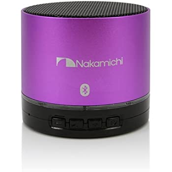 how to connect nakamichi bluetooth speaker
