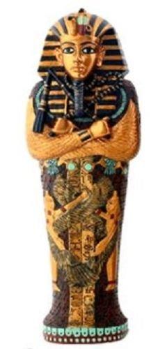 Egyptian King Tut Coffin - Collectible Figurine Statue Figure Egypts