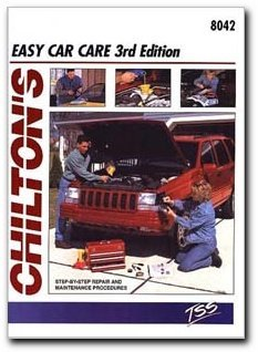 - Chilton Easy Car Care Manual (8852)