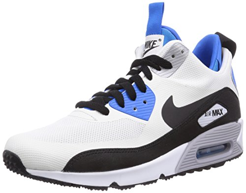 Bl Bl Bl White pht blk Baskets Baskets Baskets Nike brght Bl Air 90 smmt Mode Sneakerboot Max Homme Ns Blanc 7pOqWUvp