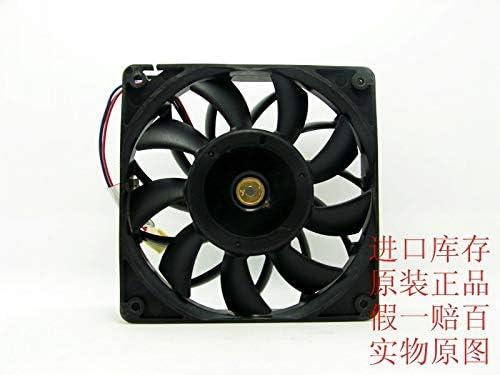 For AVC DBTA1225B8M 48V 0.24A 12CM 12025 three line drive cooling fan