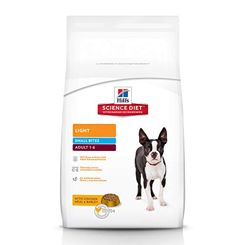 Hill's Science Diet Dry Dog Food, Adult 7+, Chicken Meal, Barley & Brown Rice Recipe, 33 lb bag