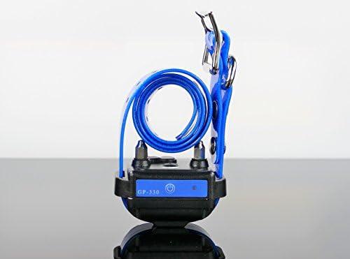 GROOVYPETS Add-on Spare Collar GP-330 Remote Dog Training Collar System