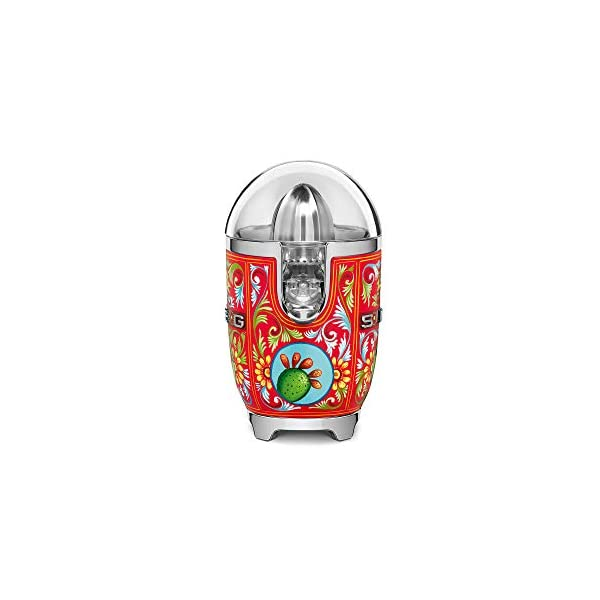 """Dolce and Gabbana x Smeg Citrus Juicer,""""Sicily Is My Love,"""" Collection 2"""