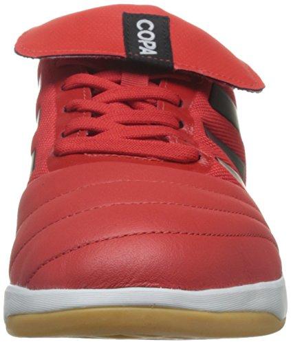 adidas Copa Tango 17.2 Tr, Zapatillas de Fútbol Sala para Hombre Rojo (Red C Ore Blackcrystal White)