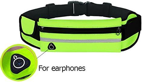 luxurysmart Running Belt Waist Pack - Water Resistant Runners Belt ...