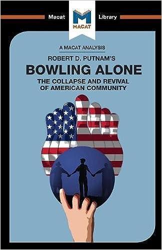 still bowling alone summary
