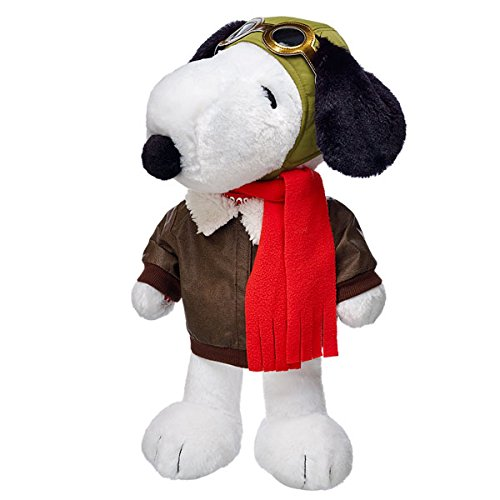 Ideas Snoopy Costume (Build-a-Bear Workshop Flying Ace)
