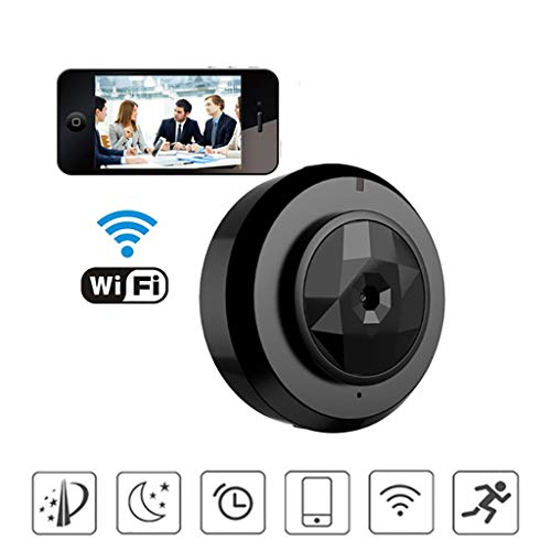 Shen Mini Camera WiFi with IP Smartphone Application Video Recording Camcorder Micro Car DVR Cam Motion Detection