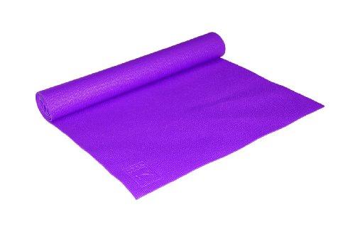 MAHA Yoga Mats - Purple - 5mm - 4pk