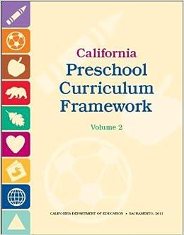 California preschool curriculum framework volume 2 california california preschool curriculum framework volume 2 california department of education 9780801117169 amazon books fandeluxe Gallery