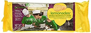 Girl Scout Cookies - Lemonades